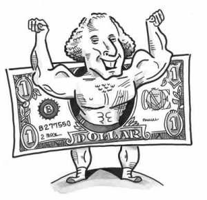 strong-dollar