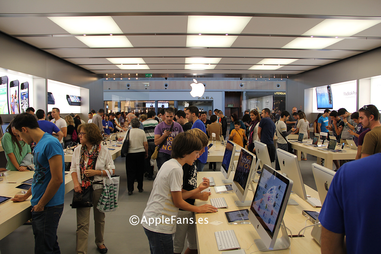 Apple puerto venecia zaragoza comprar iphone 7